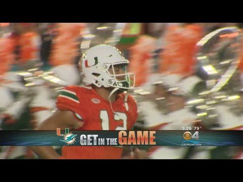 Get In The Game: Canes Rising, Fins Falling