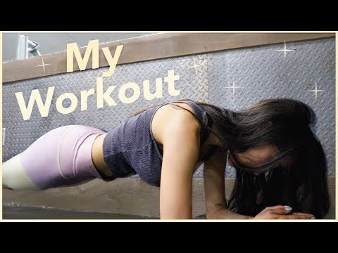 | My Gym Workout Routine | Body Image Chat