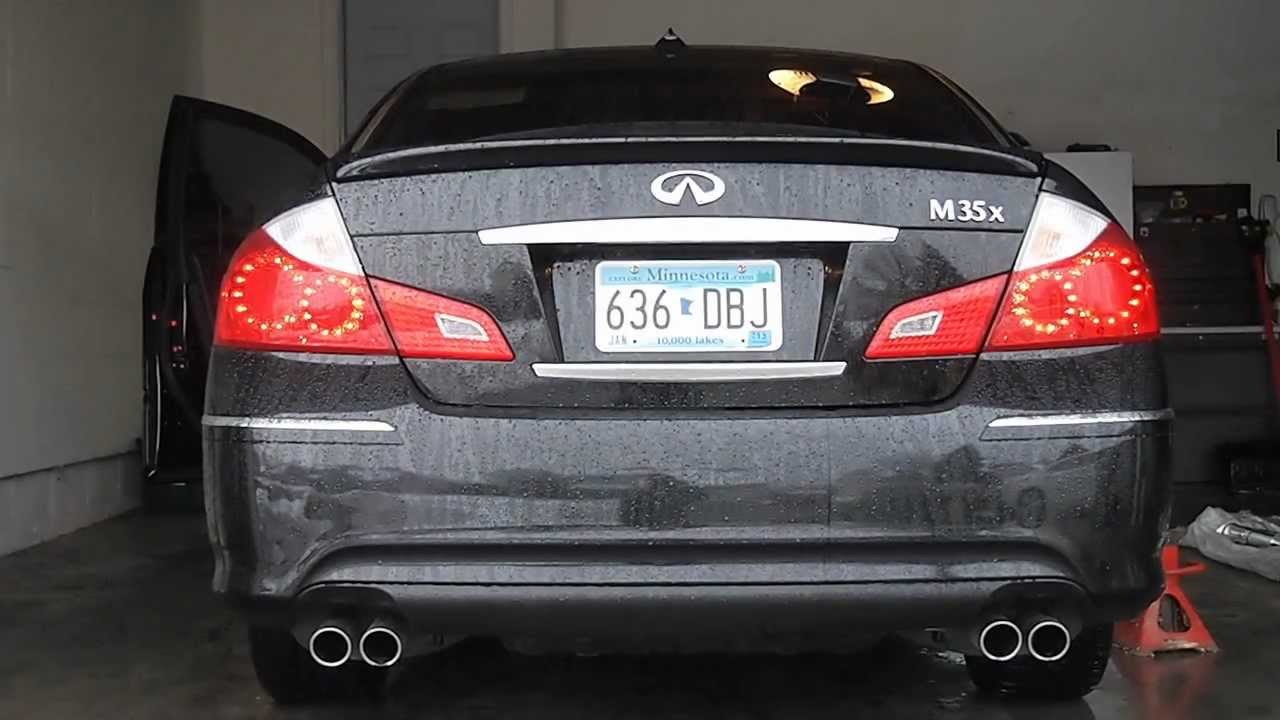 Infinity m35 stock exhaust sound clip youtube infinity m35 stock exhaust sound clip vanachro Image collections