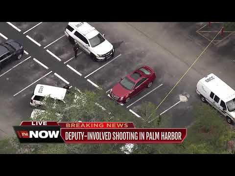 Pinellas County detectives investigating deputy-involved shooting