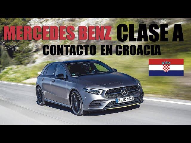 Mercedes Benz Clase A - Contacto en Croacia