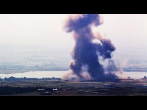 Russia's Syria Strikes: How Should U.S. Respond?