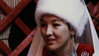 Женщина из Киргизии с четырьмя детьми проявила упорство в достижении цели