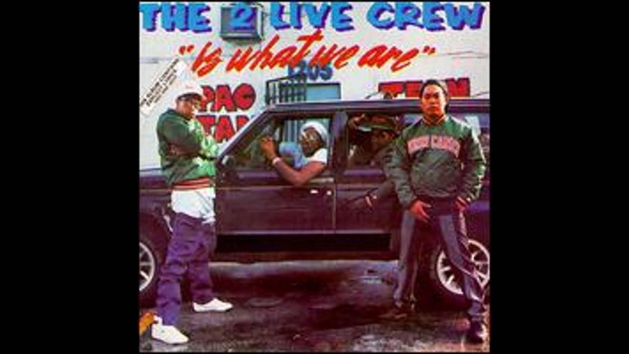 2 Live Crew - Throw the D