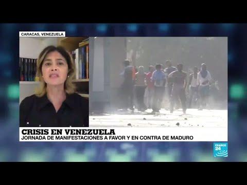 Informe desde Caracas: la importancia del 23 de enero para Venezuela