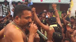 I.surender Reddy ayyapa paddi pooja at Moula-ali  2017 Dec 7th