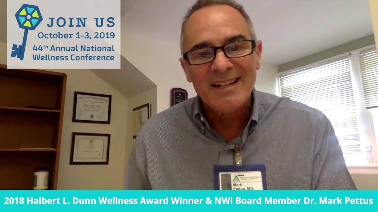 2019 National Wellness Conference - National Wellness Institute