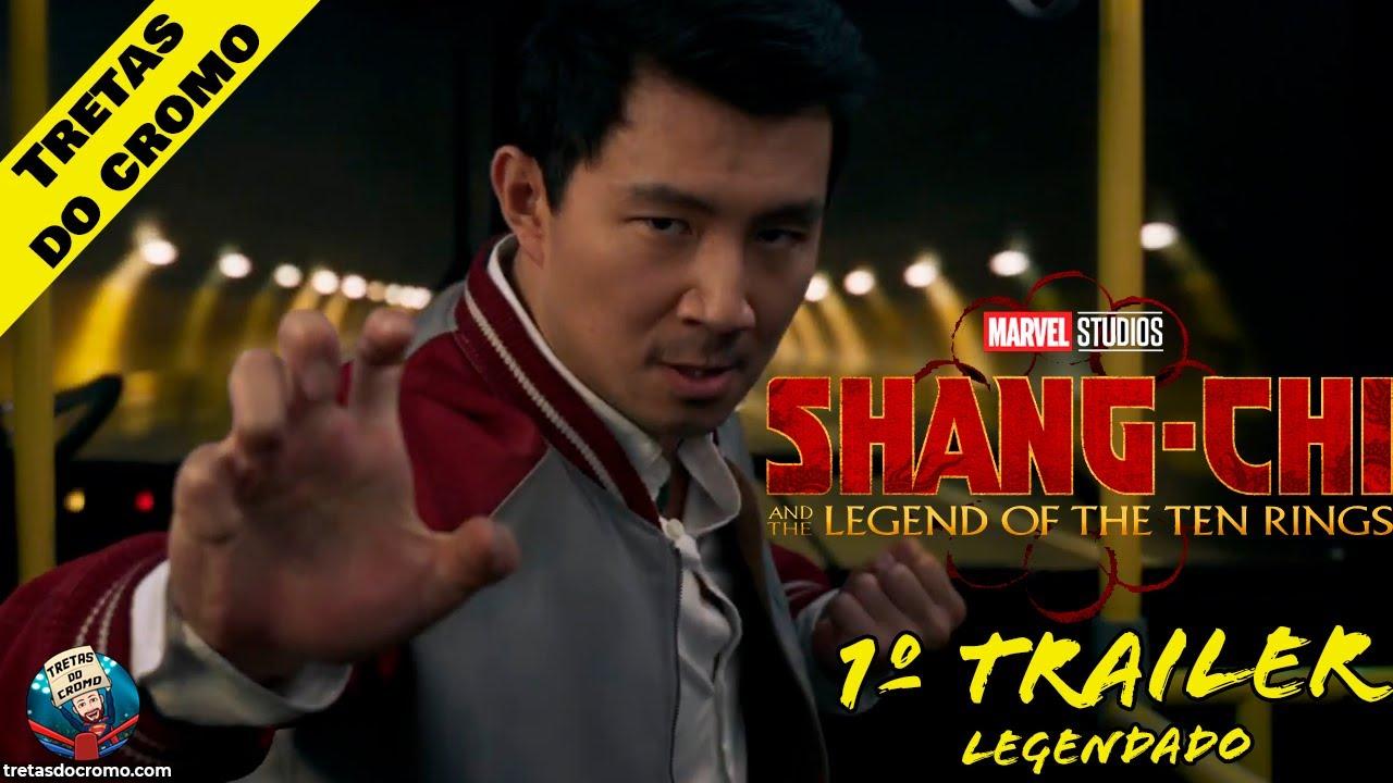 Trailer: Shang-Chi e a Lenda dos Dez Anéis