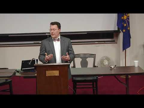 Public Affairs Month - Sheriff's Department Presentation ~IUN~