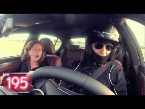 New Lexus GS Hybrid - adrenalina verde...