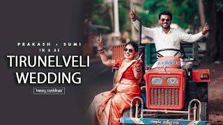 Tirunelveli Tamil Wedding movie Prakash + Sumi | best wedding films by Happy Weddings
