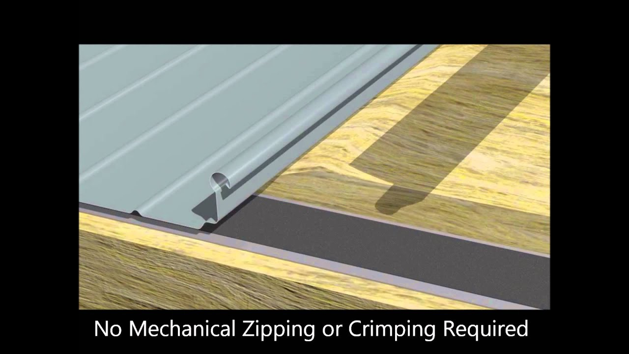 Rib Roof Evolution On Single And Double Layer Z Profiles