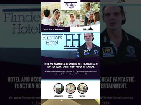 Flinders Hotel - Crib Point FNC Sponsor