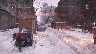The Division - Funny rogue trap