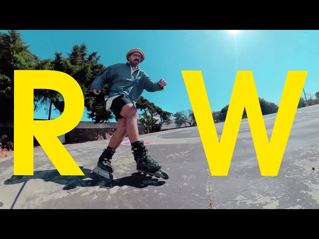 INLINE SKATING FLOW // 5 WHEELS RAW