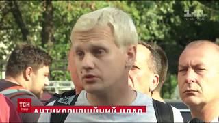 Голові Центру протидії корупції Віталію Шабуніну обрали запобіжний захід