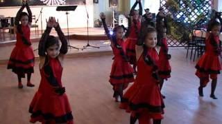 Детский ансамбль Модис