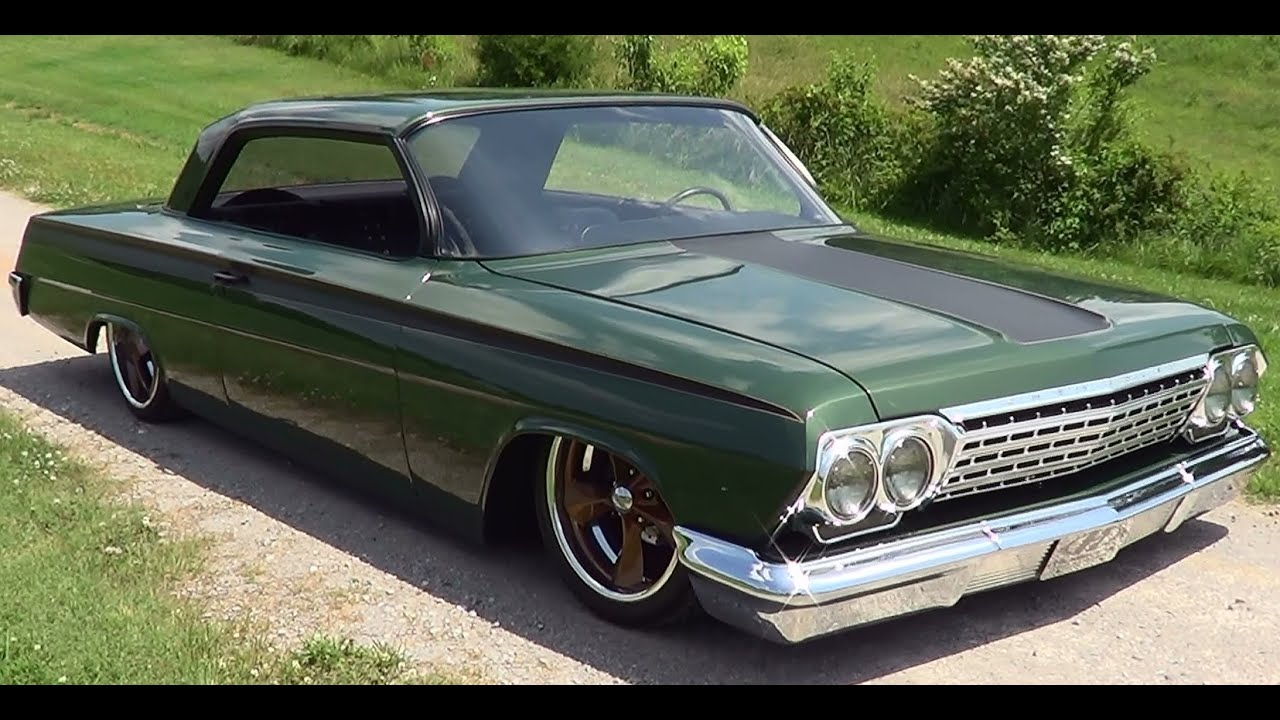 1962 Impala Hudson s Rod and Customs  Street Sweeper    YouTube