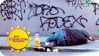 DAS ist die DROGENHAUPTSTADT EUROPAS | SAT.1 Frühstücksfernsehen | TV
