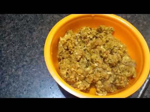 how to cook brain masala