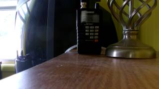 NOAA Weather Radio WWG56 (Youngstown, OH) Broadcast Cycle - 6/29/14