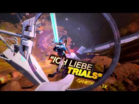 Launch Trailer - Trials Fusion [AUT]