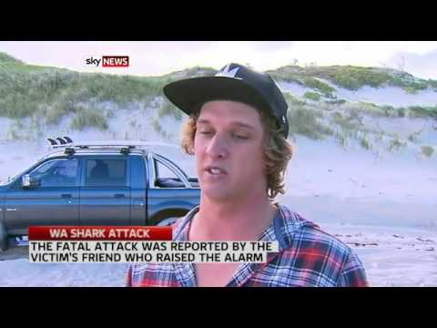 Surfer killed