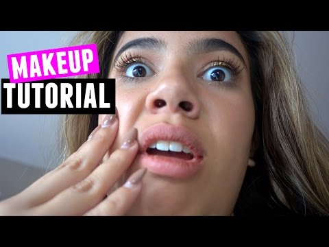 WISDOM TEETH SURGERY REMOVAL MAKEUP TUTORIAL