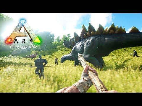 ARK: Survival Evolved - С ЧИСТОГО ЛИСТА!! (ARK Ragnarok)
