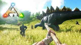 ARK: Survival Evolved - С ЧИСТОГО ЛИСТА!! (ARK Ragnarok)