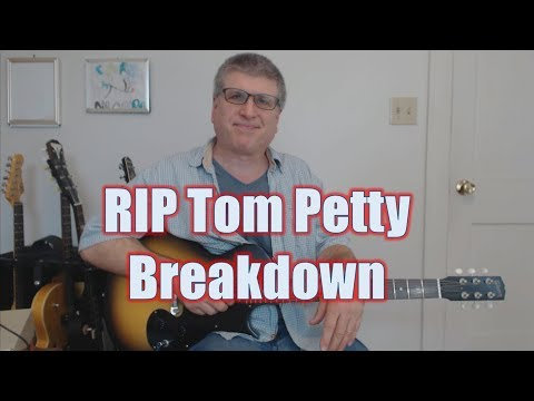 Breakdown by Tom Petty and the Heartbreakers (Guitar Lesson with TAB)