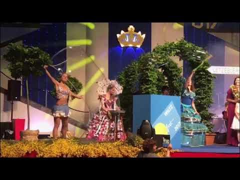 Luxembourg , Wiltz, performance, Bubble show