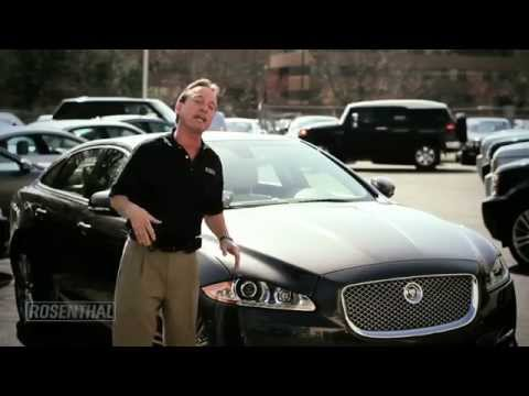 2011 Jaguar XJ Supercharged Test Drive & Review