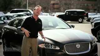 2011 Jaguar XJ Supercharged Test Drive & Review