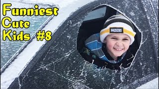 Funny Cute Kids Compilation 2017 (Part 8) | Funniest Kids Bloopers
