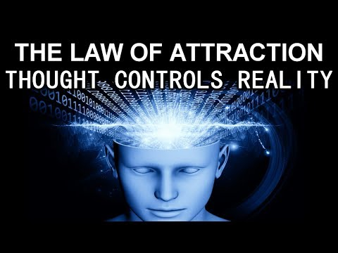 The Law of Attraction - The Invisible POWER of Thought (All Things Seen Are Effects of the Unseen)