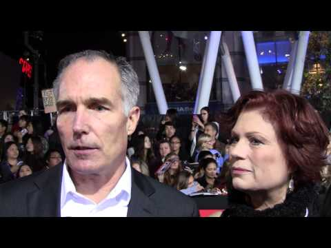 EXCLUSIVE: Patrick St. Esprit talks THE HUNGER GAMES: CATCHING FIRE at the LA premiere