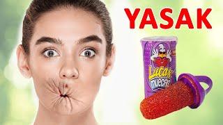 Sakın Yemeyin!  Sizi Öldürebilecek Yasaklanmış 10 Şeker