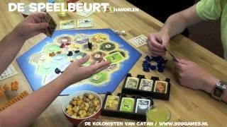 999 Games Speluitleg - De Kolonisten van Catan