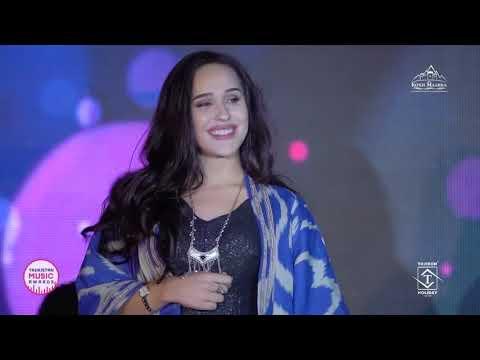 Amazing Tajik Song by Madina & Hujasta Kokhi Malika   YouTube