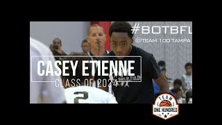 2024 Casey Etienne.  Highlights!!! 6th Annual #BOTBFL Showcase