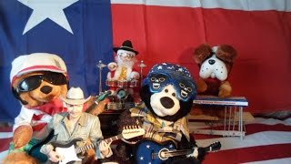 Thank you for another happy day- Bobby Bear & The Texas Teddybears