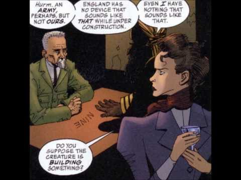 League of Extraordinary Gentlemen 2 (vol. 2)