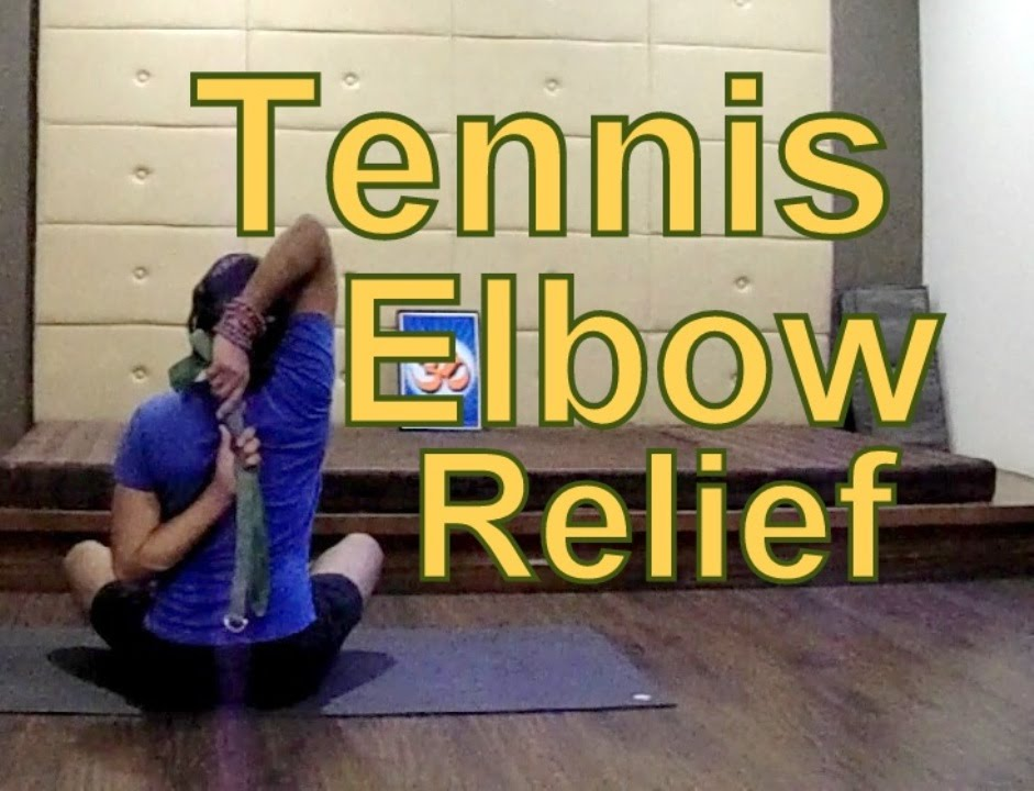 Tennis Elbow Yoga