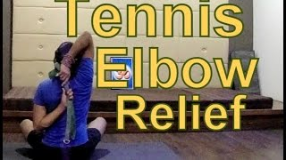 Yoga for Tennis Elbow | Yoga Therapy