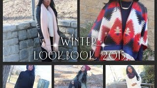 Winter Lookbook 2015 Thumbnail