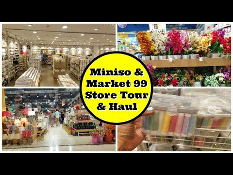 Miniso Store Tour & Haul Delhi / NCR | Cheapest Lifestyle Store of India | Indian Mom Studio