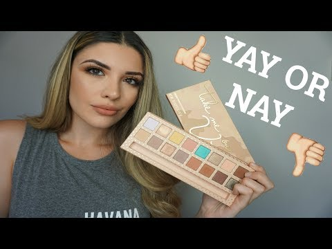 KYLIE COSMETICS TAKE ME ON VACATION PALETTE REVIEW | Edith Patatanyan