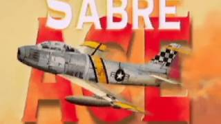 Sabre Ace  - Video  Game Trailer. 1997 - PC Window