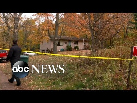 Search for missing teen after parents found dead in Wisconsin